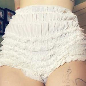 55c54f8b77f Women s Frilly Panties on Poshmark